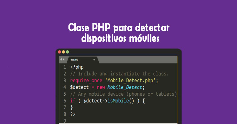 Photo of Clase PHP para detectar dispositivos móviles